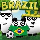 3 Panda: Brezilya