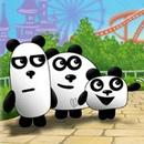 3 Panda: Fantastik Dünya