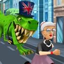Angry Gran Run Londra
