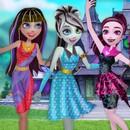 Canavar Lisesi Kızları