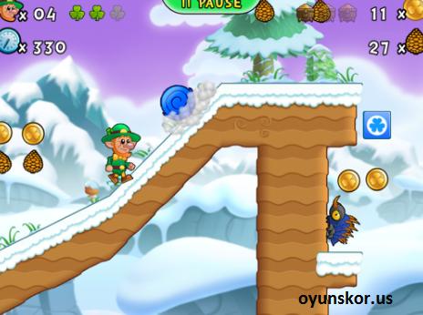 Lep's World 2- 3 - Oyun Skor