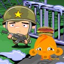 Maymunu Mutlu Et: Askeri Üs