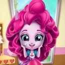 Pembe Saçlı Kız