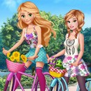 Prenseslerin Bisiklet Gezisi