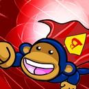 Süper Maymun ile Balon Patlat